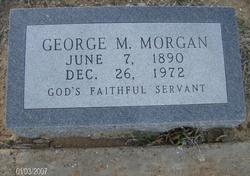 George Malcome Morgan