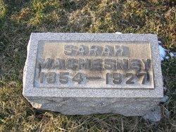 Sarah Elizabeth <I>Machesny</I> Dornon