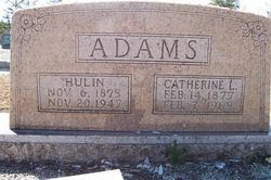 James Hulin Adams