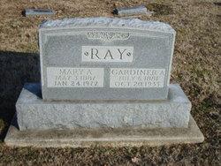 Mary Alice <I>Davis</I> Ray