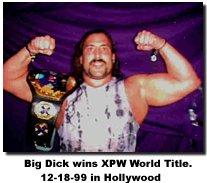 "Alex 'Big D*** Dudley' ""Big Dick Dudley"" Rizzo"