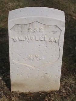 Pvt William McLelan