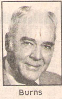 Calvin Anderson Burns