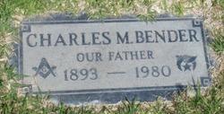 Charles Mason Bender