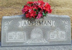 Fred A. Amerman