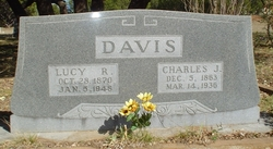 Lucy R <I>MacIntosh</I> Davis