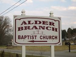 Alder Branch Baptist Church Cemetery
