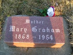 Mary H <I>Graham</I> Anderson