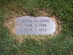 Cora <I>Morgan</I> Lowe