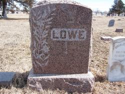 Lydia M. <I>Dobberstein</I> Lowe