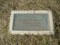 Alfred Bemont Abbott