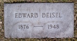 "Edward ""Pat"" Deisel"