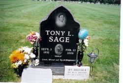 Tony L Sage