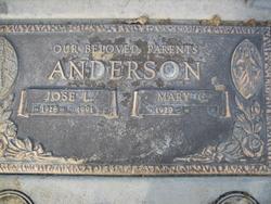 Jose L Anderson