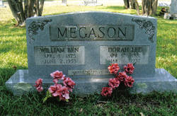 William L Benjamin Megason