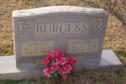 John Thomas Burgess