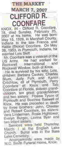 Clifford R. Coonfare