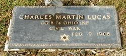 Charles Martin Lucas