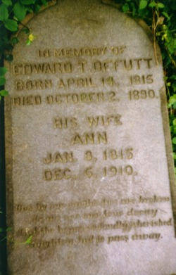 Ann <I>Williams</I> Offutt