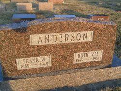 Ruth <I>Fell</I> Anderson