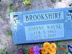 Johnny Wayne Brookshire