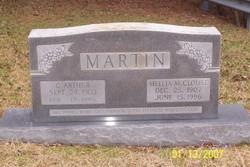 """Chester Arthur """"C.A."""" Martin"""
