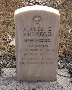 Alfred C. Andregg