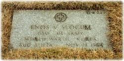 Enos V. Slocum