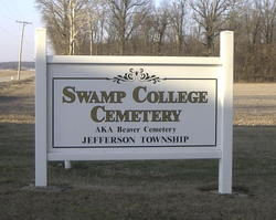 Swamp College Cemetery