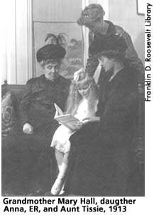 Mary Livingston <I>Ludlow</I> Hall