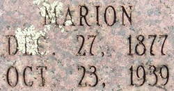 Marion Aaron