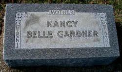 Nancy Belle <I>Lamar</I> Gardner