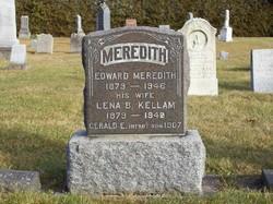 Edward Meredith