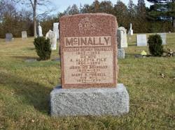 Mary E. <I>Pursell</I> McInally