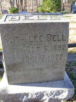 Ruth Lee Bell