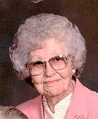 Bernice A. <I>Casey</I> Parson