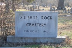 Sulphur Rock Cemetery