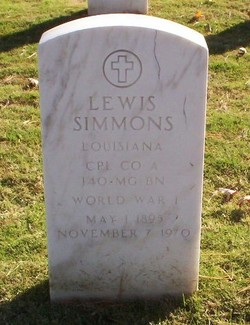 Lewis Simmons