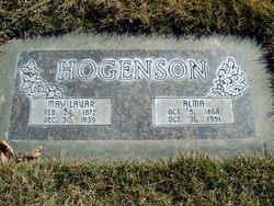 May LaVar <I>Miller</I> Hogenson
