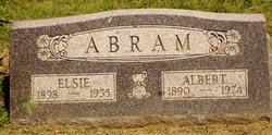 Elsie Belle <I>LaRue</I> Abram
