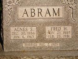 Fred Herman Abram