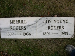 Joy Oden <I>Young</I> Rogers