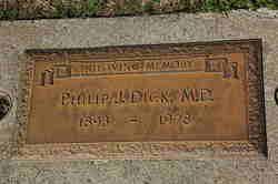 Philip Joseph Dick