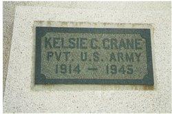 Pvt Kelsie Cole Crane