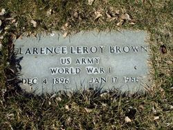 Clarence Leroy Brown