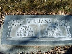 James Kenneth Williams