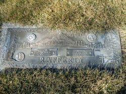 Audrey <I>Robinson</I> Rafferty