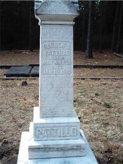 Reuben Smith Pattillo
