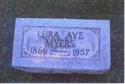 Lura/Laura Florence <I>Aye</I> Myers