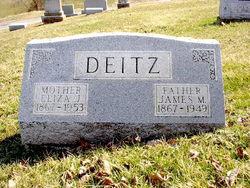 James M Deitz